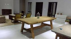 Paarl Boy dining room table.
