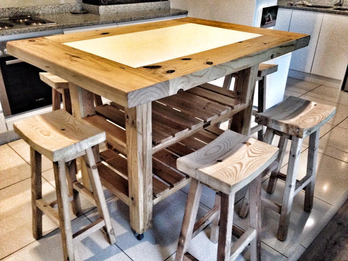 Island stools
