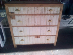 Bettys chest of draws.