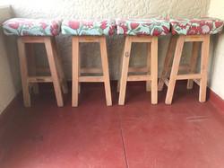 Kirstenbosch kitchen or bar stools