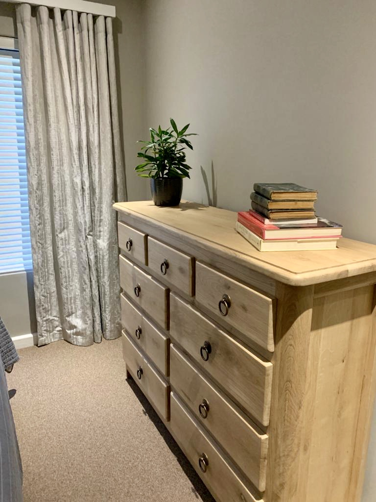 Oak server or sideboard