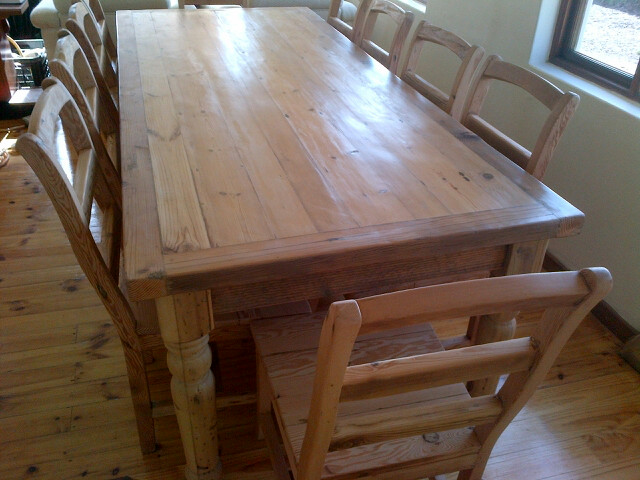 Caledon Farmstyle table.