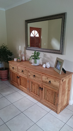 Erin server sideboard in Oregon