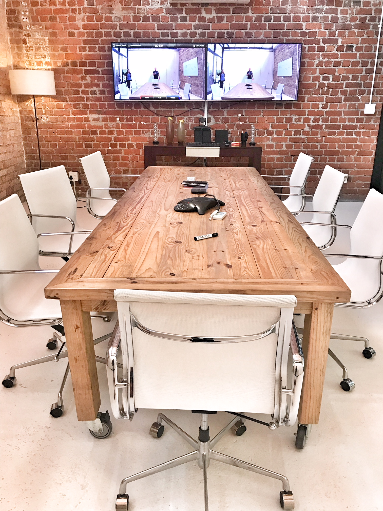 2nd Boardroom table