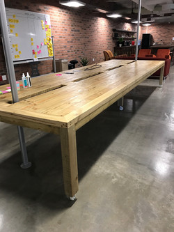Old Mutual Collaborative table