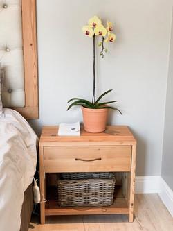 Bedside tables or pedestals