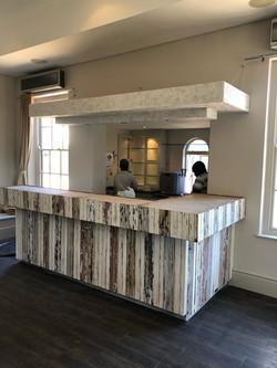 custom made home bar