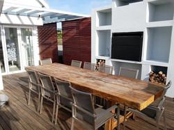Grotto Bay outdoor table