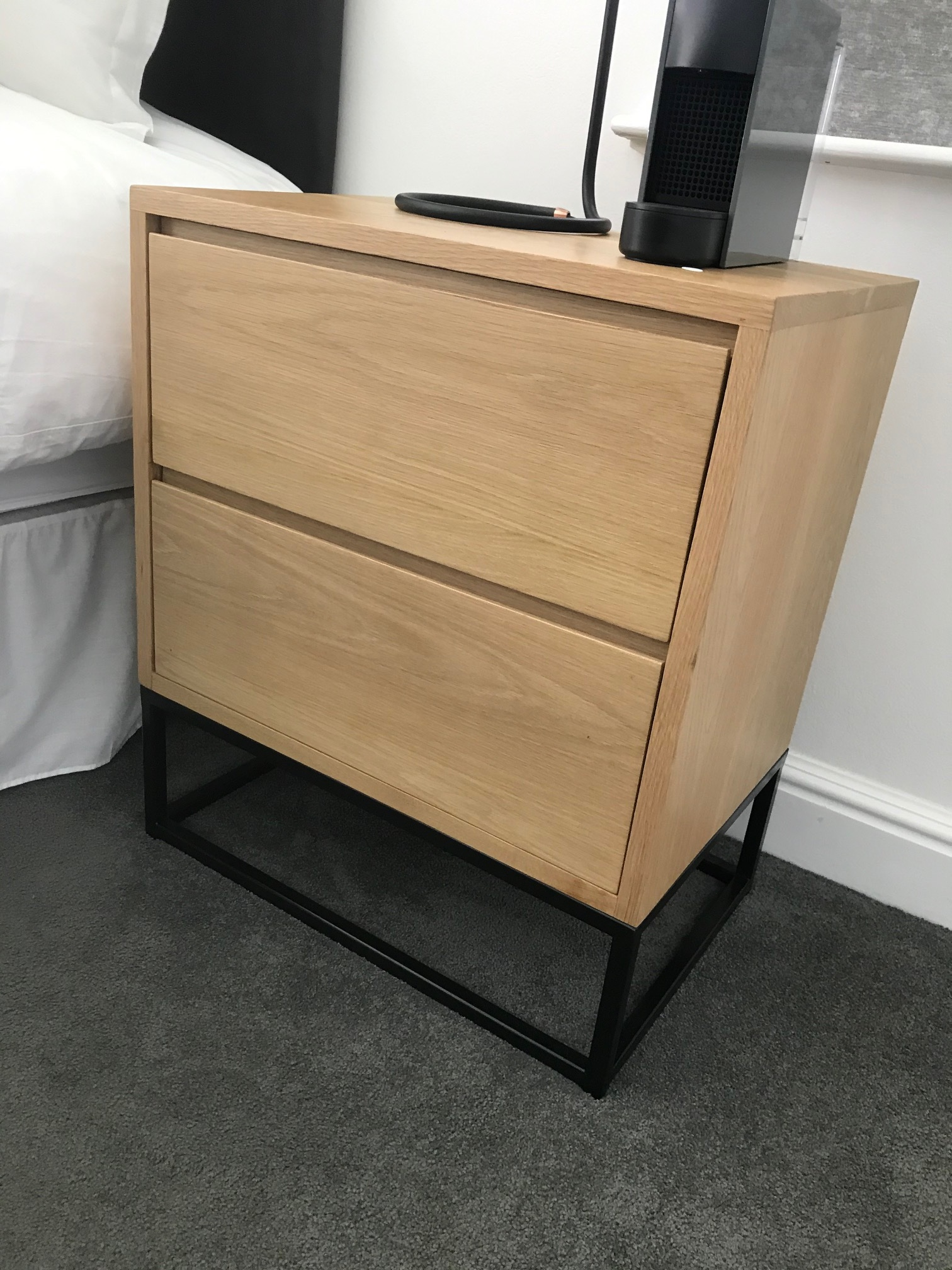 Bedside tables or pedestals