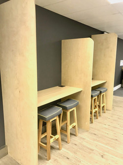 Office desks for small area