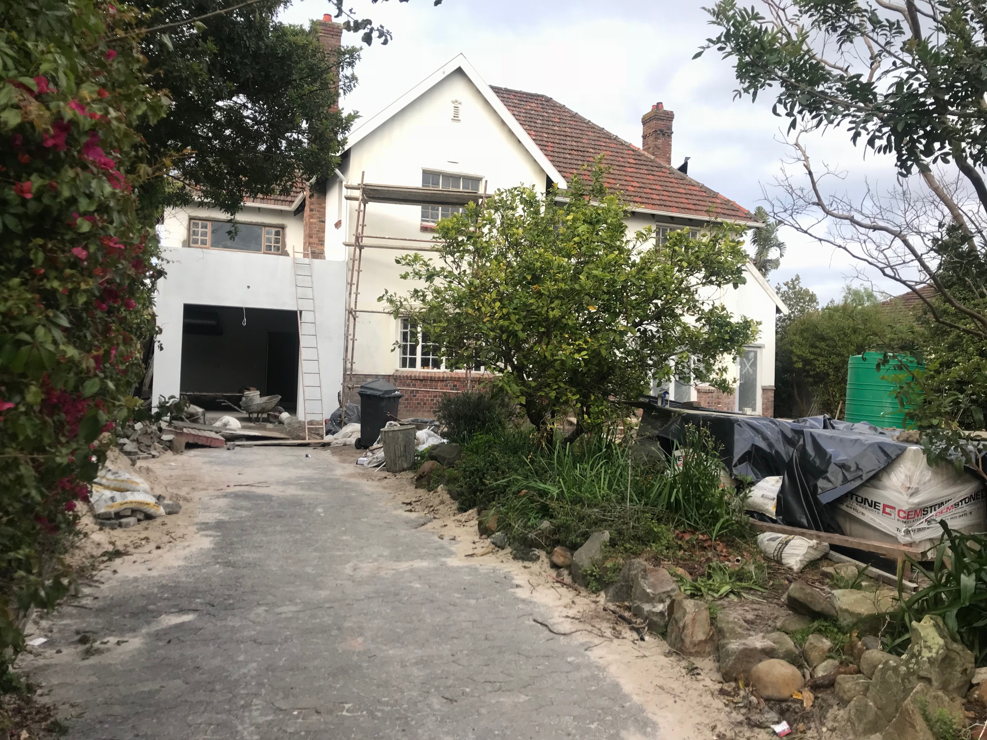 Rondebosch renovation