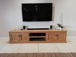 French Oak plasma unit