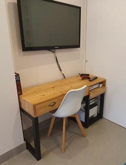 Custom made Oregon desk