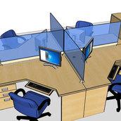 Sneeze Screen office and schools