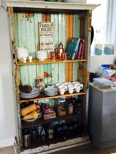 Cpt Kyle's Kitchen unit