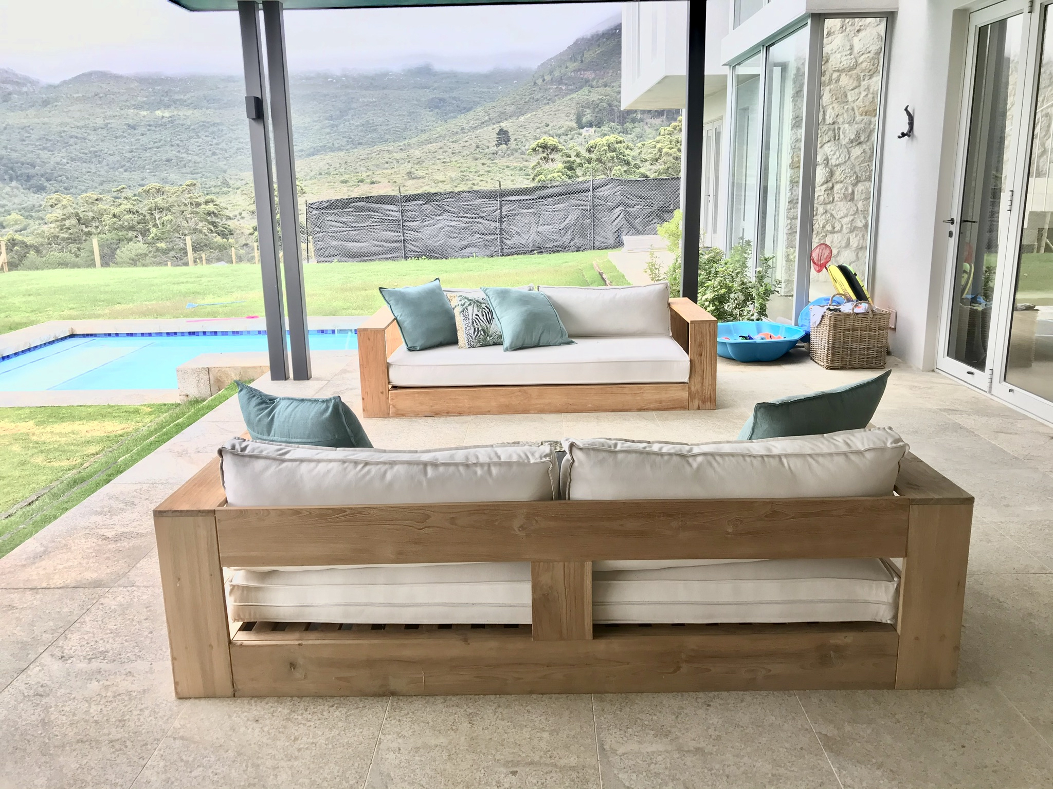 Ultra-modern Safari Lodge Furniture