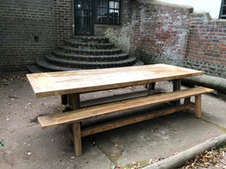12 seater outdoor table