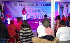 40 DAYS FASTING & PRAYERS