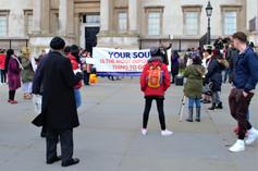 LONDON EASTER CRUSADE