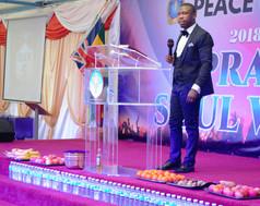 40 FASTING & PRAYERS