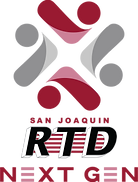 San Joaquin RTD Next Gen Logo