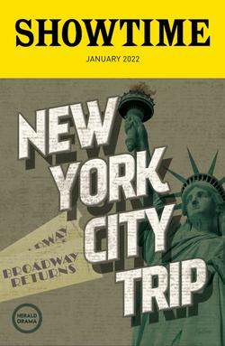 11x17 NYC TRIP POSTER