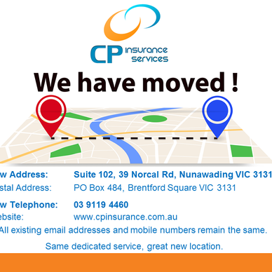 Our office location has moved.