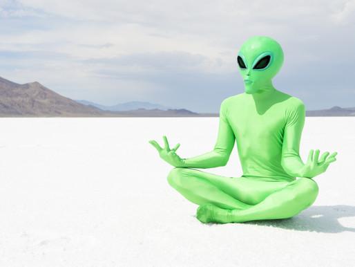 Beni uzaylılar mı getirdi?