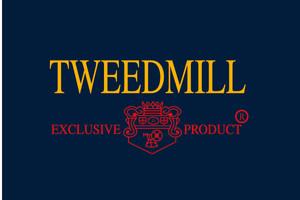 TWEED MILL(ツイードミル)はイギリスの高品質なウールを使用したブランケット、ストール、マフラー、ラグなどを生産する老舗のブランドです