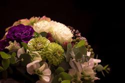 マクロ撮影した花束の写真|福岡のカメラマン