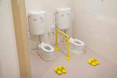 佐世保の保育園のトイレなどの施設