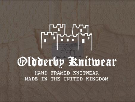 OLDDERBY KNITWEAR(オールドダービー・ニットウェア)ブランドページを開設しました。