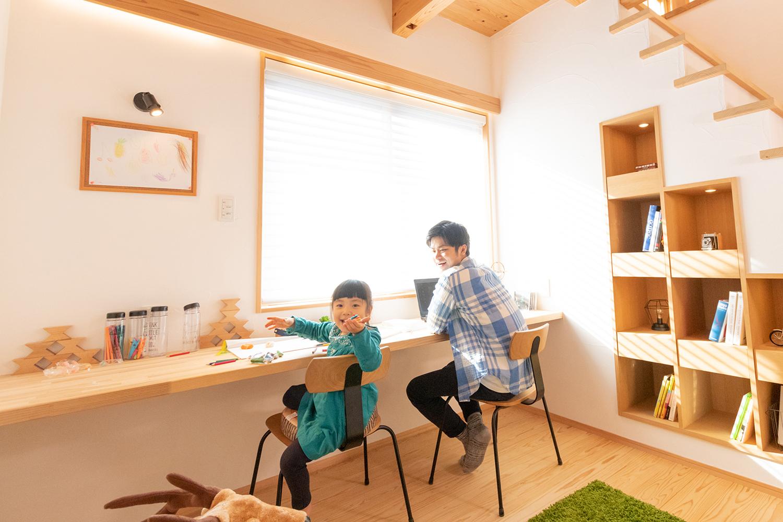 モデルルームで子役を撮影 | 福岡の写真事務所