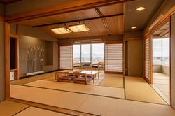 ホテルの客室を三脚で撮影  福岡の写真事務所