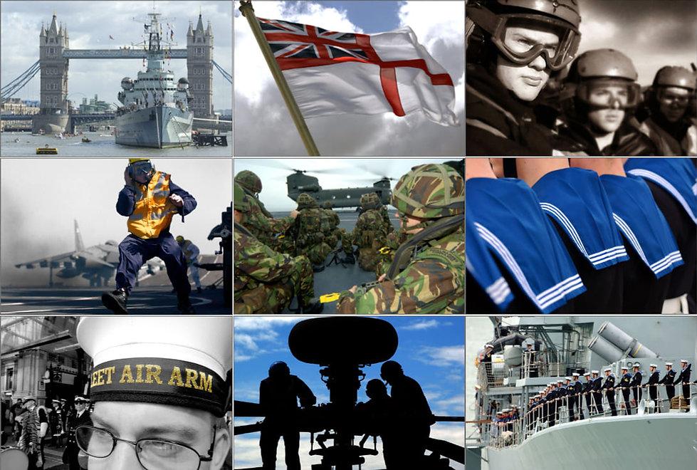royal navyはイギリスの海軍を復刻したブランド。ゆったりと着用できるサイズ感なので、重ね着にもおすすめ。