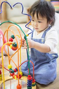 A lot of nursery schools in Sasebo City