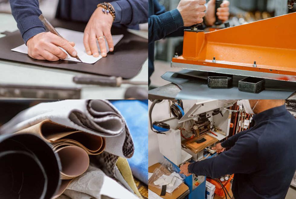 aulentti(オウレンティ)は、スモールながら容量が入る。ビジネスにもおすすめのデザイン
