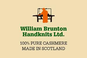 William Brunton Hand Knits(ウィリアム・ブラントン・ハンド・ニッツ)はカシミヤ・ウールに拘ったニットブランド