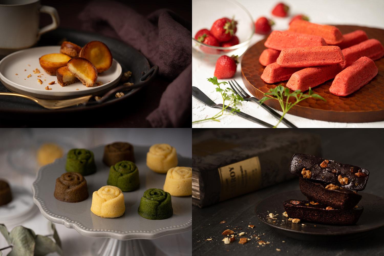 洋菓子の通販| 商品撮影写真事務所 | 福岡のカメラマン