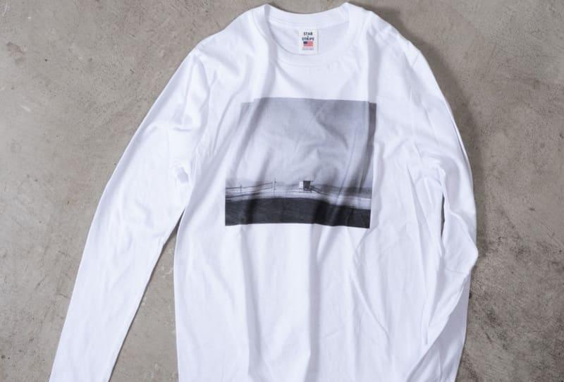 どんなコーデにも合わせやすい白のロングTシャツ