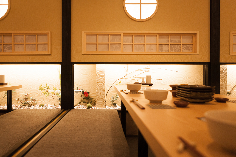 飲食店の店内撮影 | 福岡の写真事務所