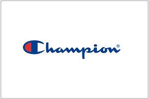 CHAMPION チャンピョンはTシャツ、スウェットシャツ、パーカーなどのウェアを販売するブランドです