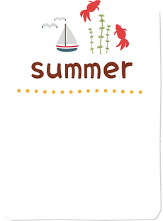 Summer event in Sasebo's approved nursery school