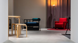 福岡市博多区の家具ショールームを建築撮影