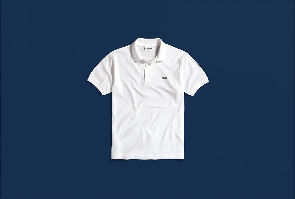 LACOSTE ラコステの半袖ポロシャツ