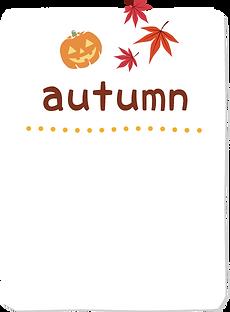Fall event of Nursery School in Nagasaki Prefecture