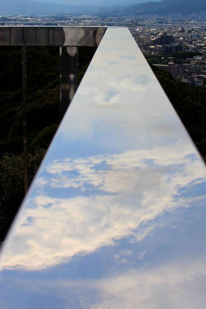 反射するの塔の風景写真|福岡のカメラマン