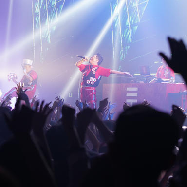アーティストのコンサート撮影 | 福岡の写真事務所