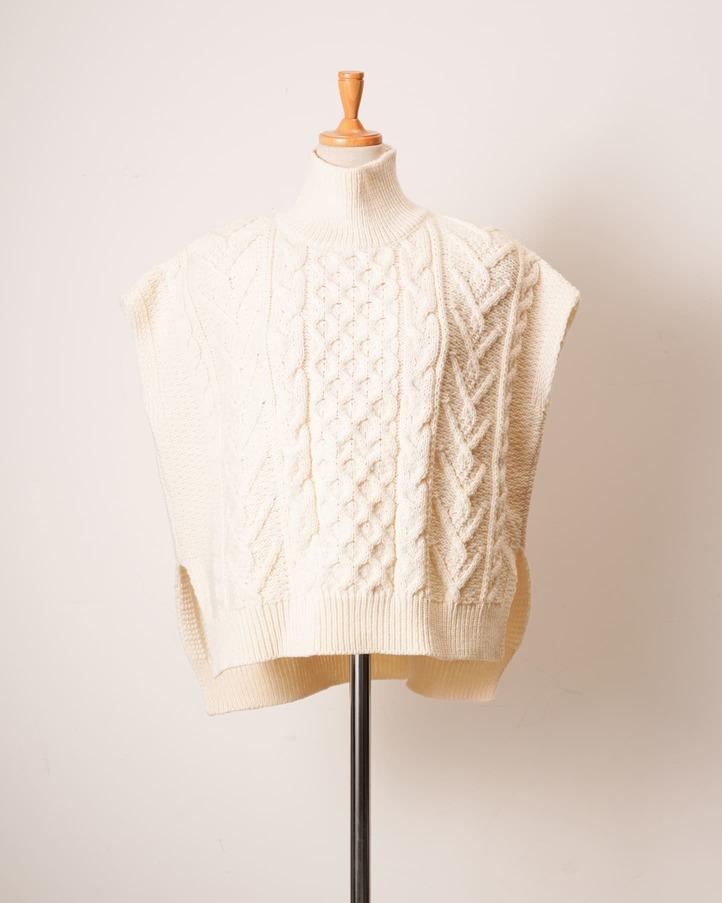 Oldderby Knitwear(オールドダービーニットウェア)のニットベストを販売