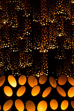 日田天領祭りの灯篭の風景写真|福岡のカメラマン